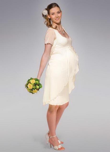 hochzeitskleider für schwangere standesamt hochzeitskleid
