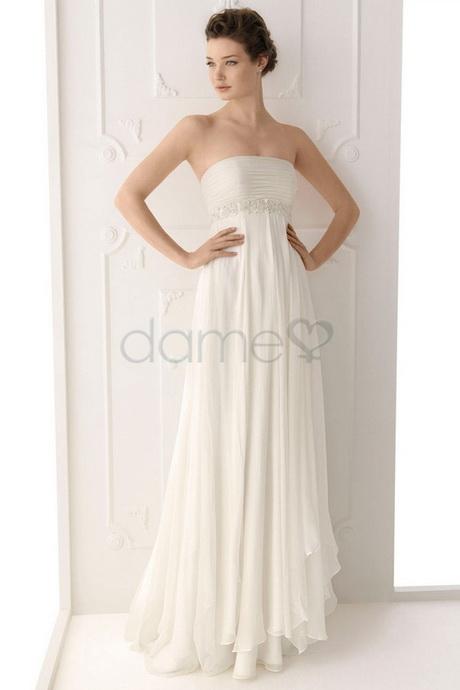 Hochzeitskleider chiffon