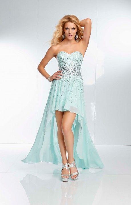 Kleid kurz lang