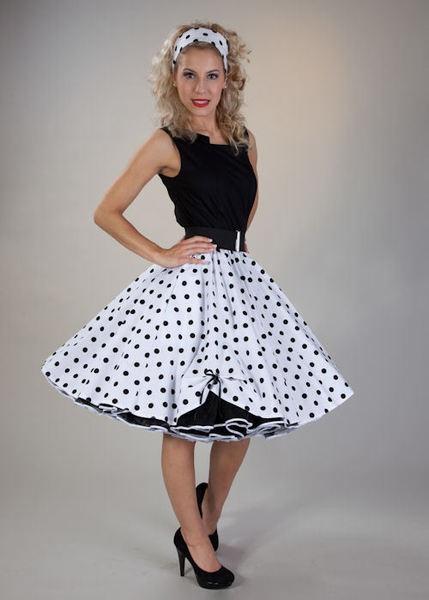 Kleider im rockabilly stil - Rockabilly mode damen ...