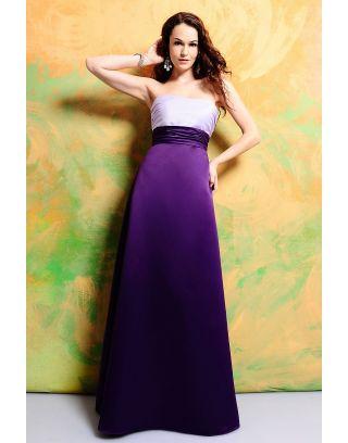 Brautjungfer kleid lang flieder – Abendkleider beliebt in ...