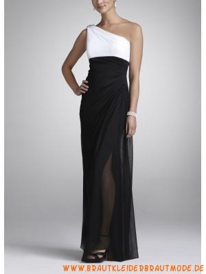 Lange kleider schwarz wei
