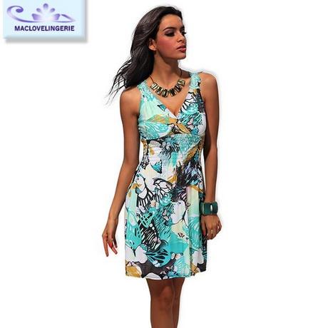 Sommerkleider mode