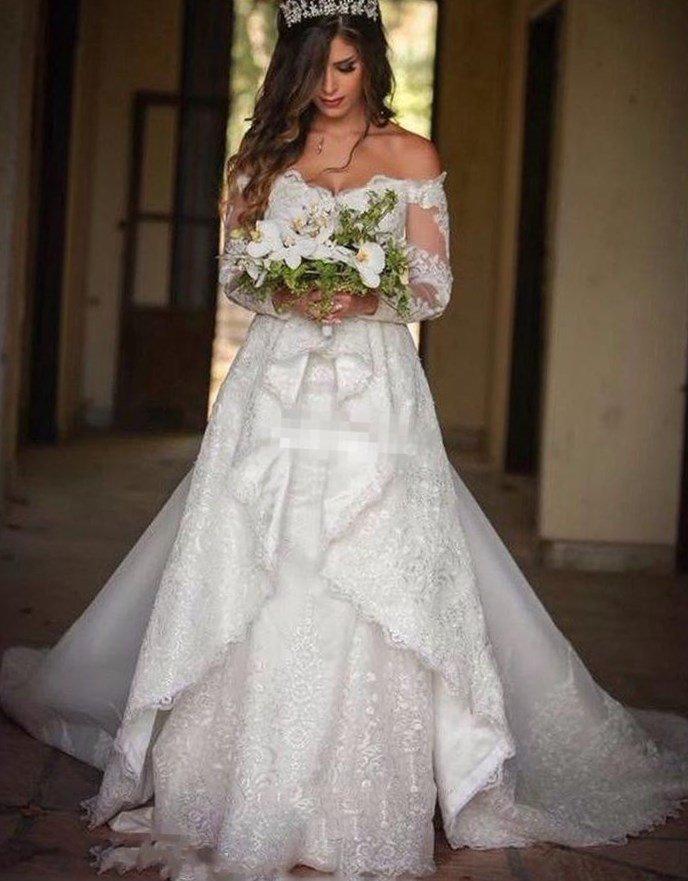 Berühmt Morgen Brautkleider Ideen - Hochzeitskleid Ideen - flsbi.com