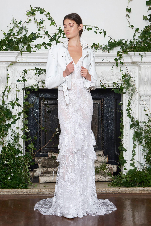 Brautkleid trend 2018