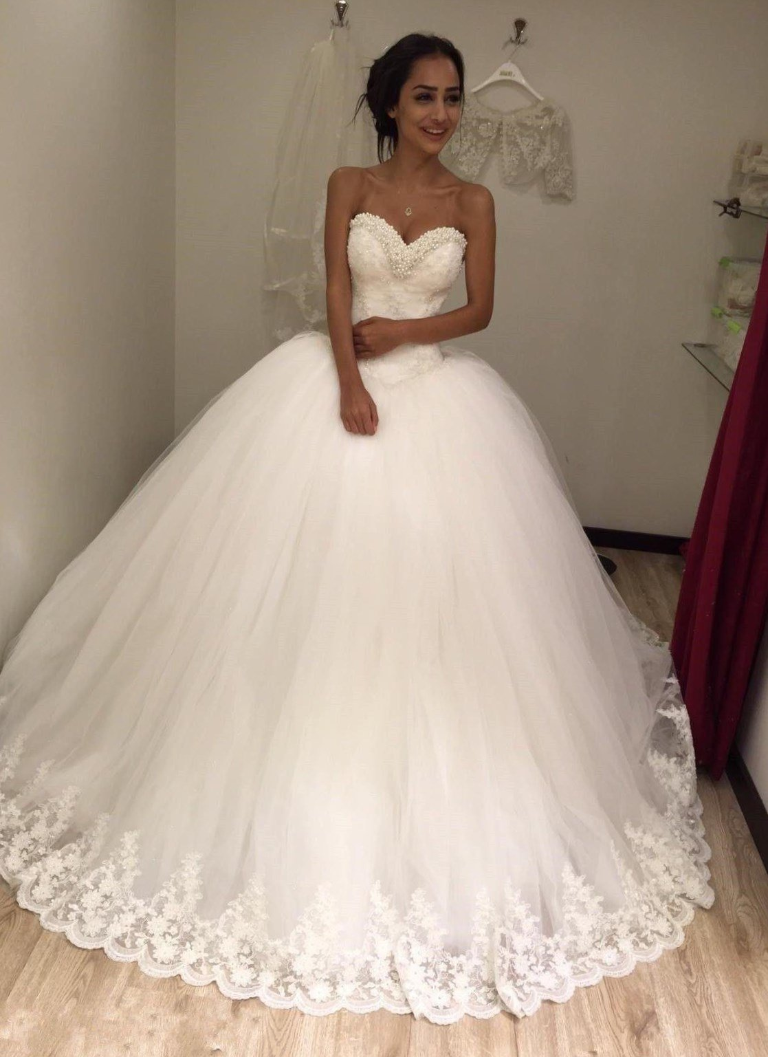 Hochzeitskleider Prinzessin | Kleid & Kleidung