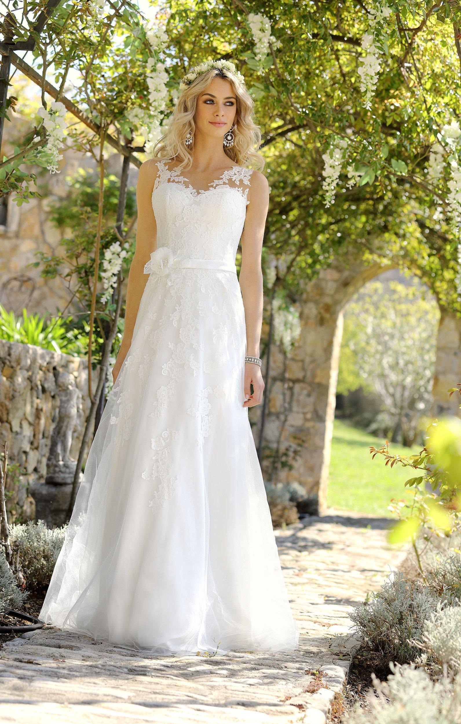 Schön Trending Hochzeitskleider Fotos - Brautkleider Ideen ...