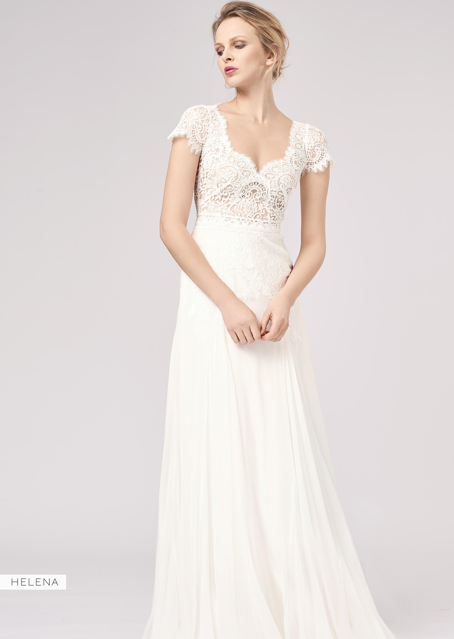 Ungewöhnlich Vintage Stil Brautkleider In übergröße Zeitgenössisch ...