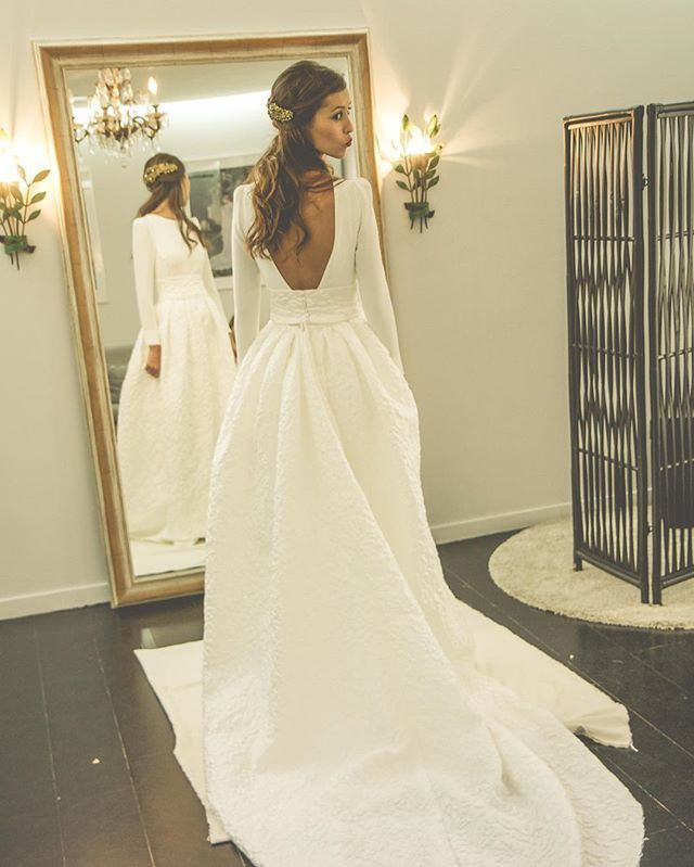 Best 25 Winter Wedding Dresses Ideas On Pinterest