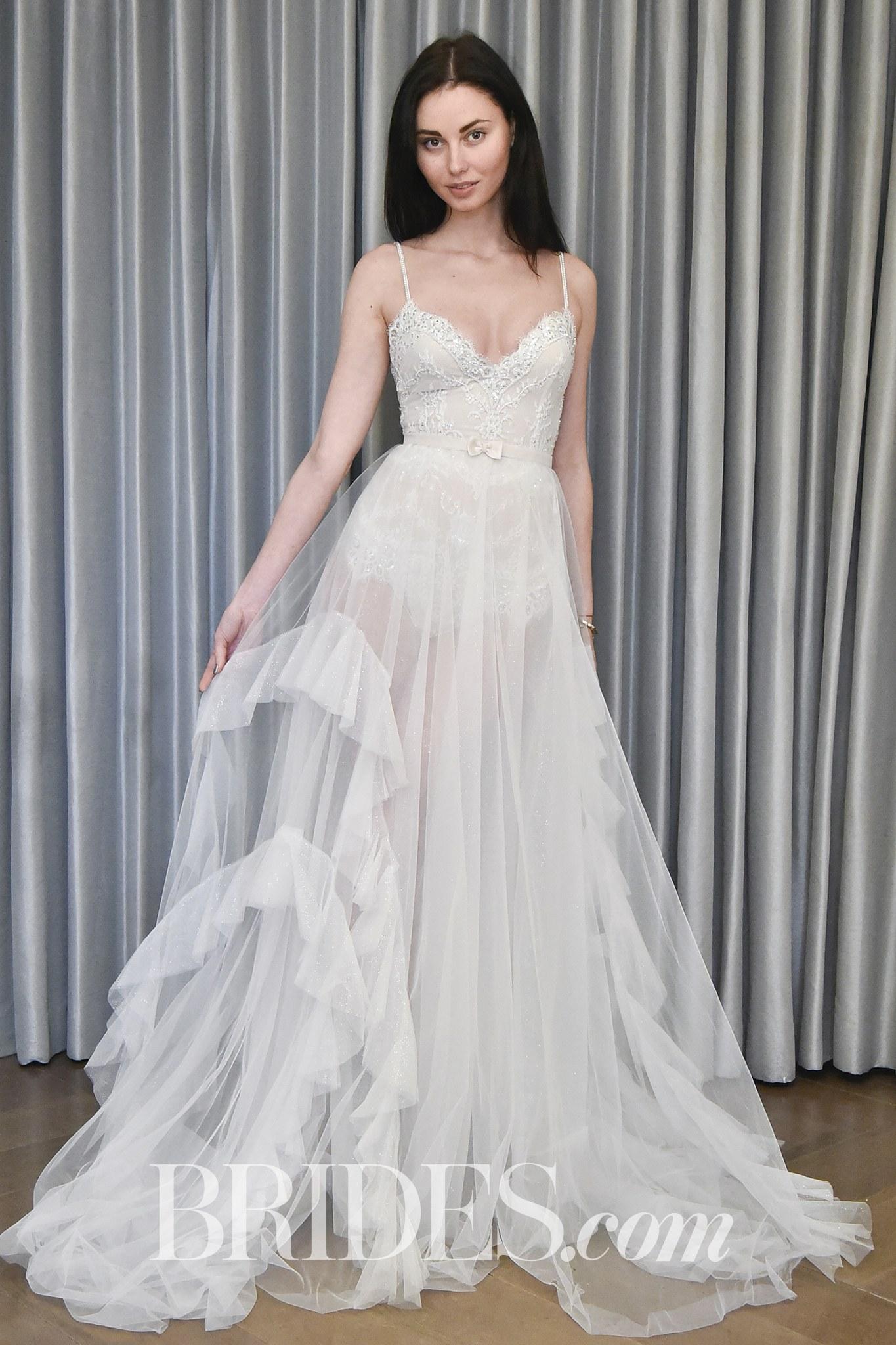Bridal dresses 2018