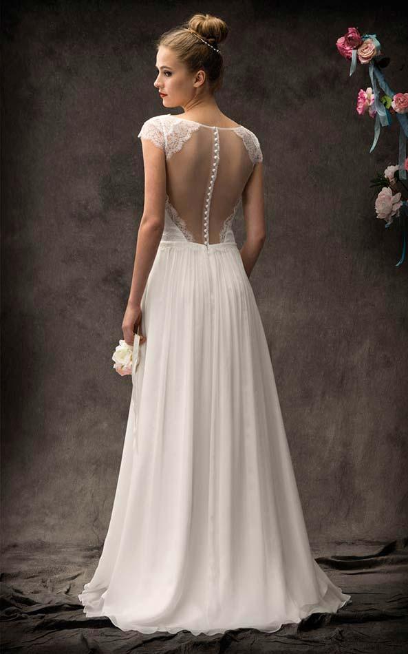 Gemütlich Vintage Winter Brautkleid Zeitgenössisch - Brautkleider ...