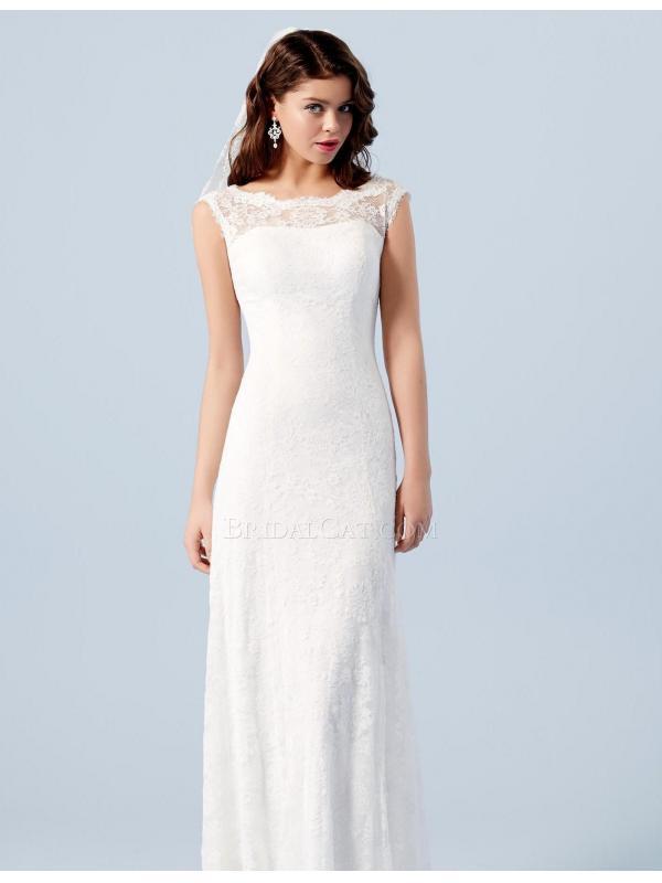 Hochzeitskleider 2018 lilly