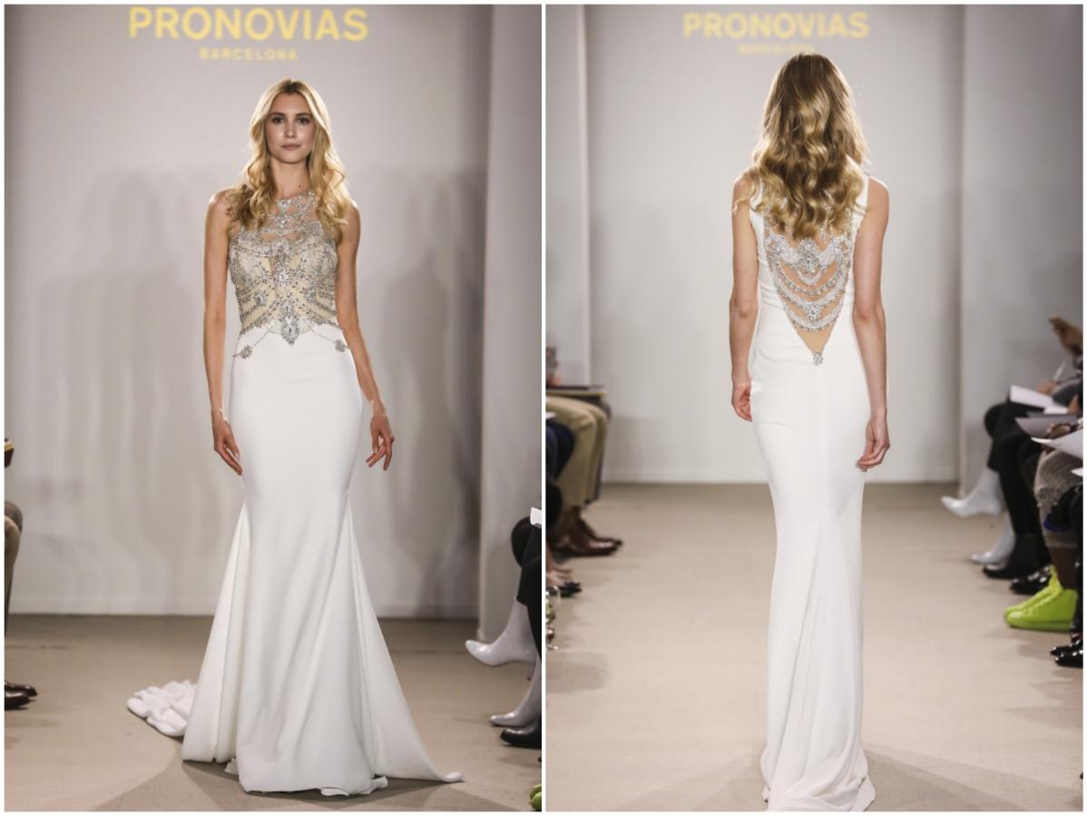 Hochzeitskleider designer 2018