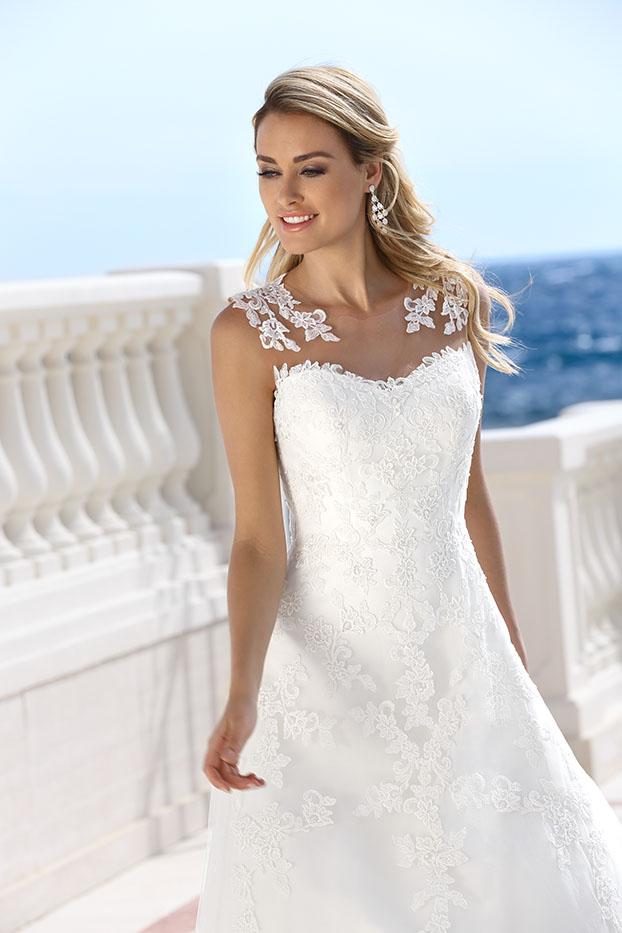 Großartig Neueste Hochzeitskleider 2014 Zeitgenössisch ...