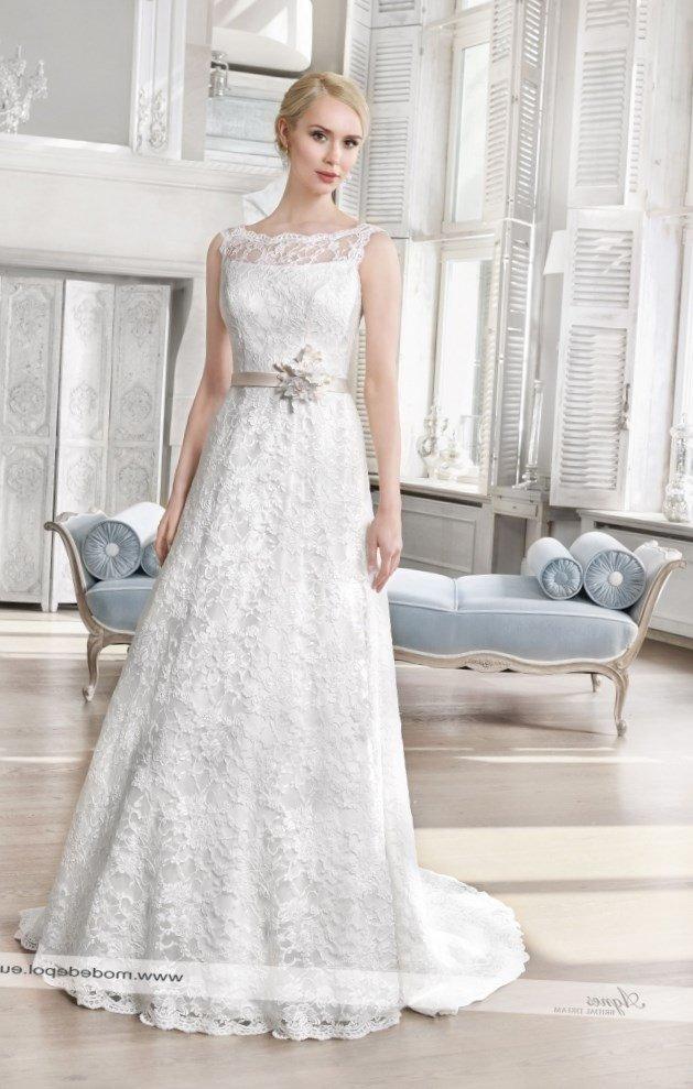 Berühmt Elegante Hochzeitskleider Mit Hülsen Fotos - Brautkleider ...