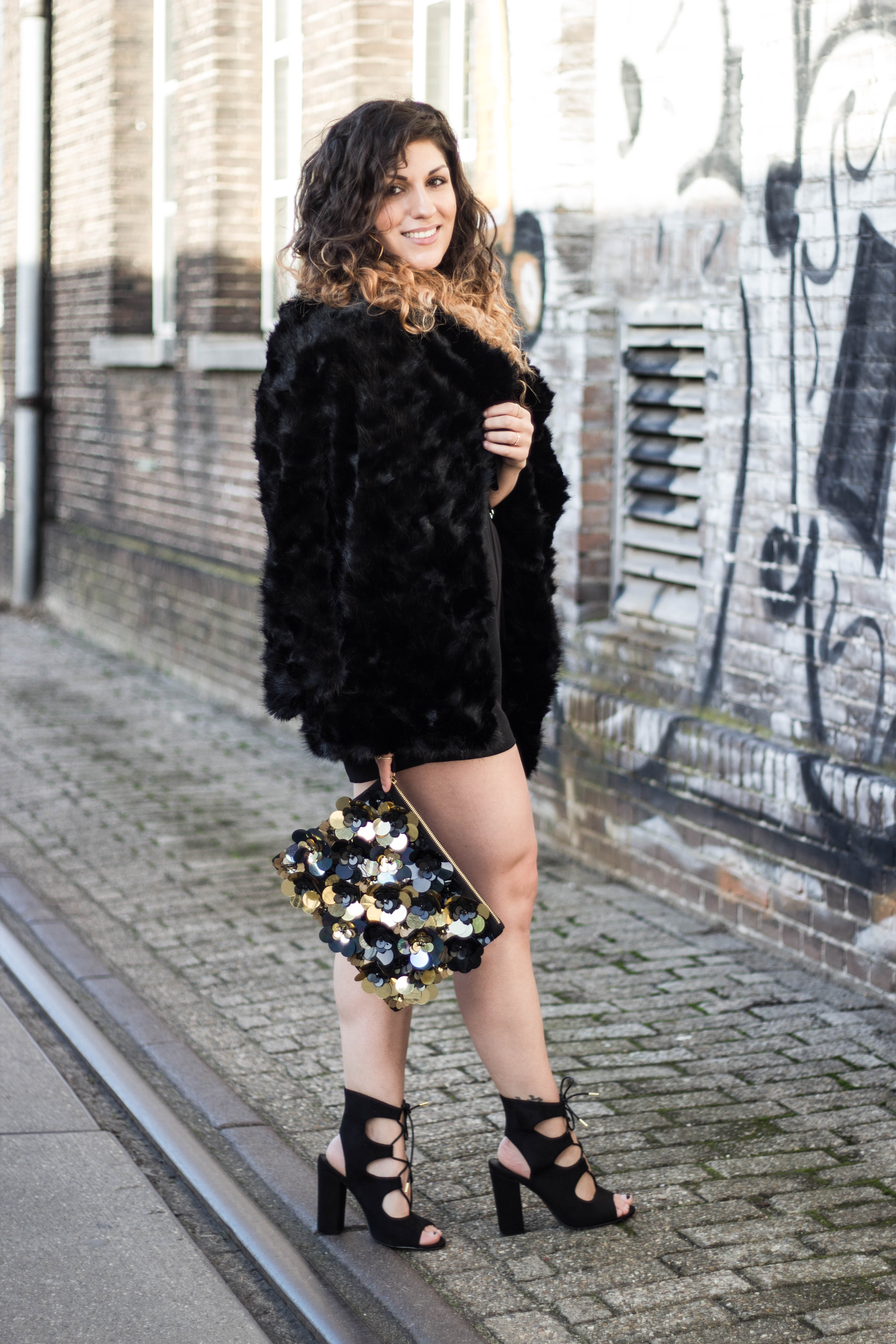 Silvester 2018 Outfit