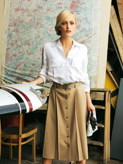 30er Jahre Mode