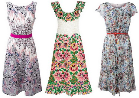 Sommerkleider kurz luftig