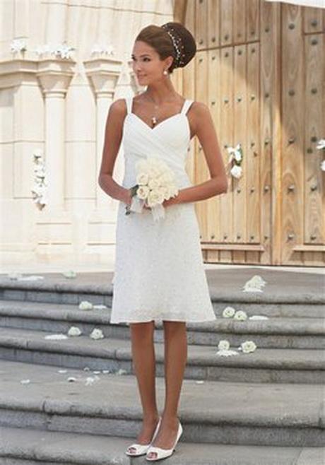 Kleid hochzeit standesamt