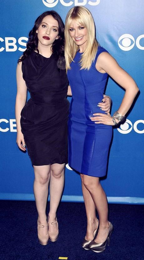 Blaues Kleid Nagellack