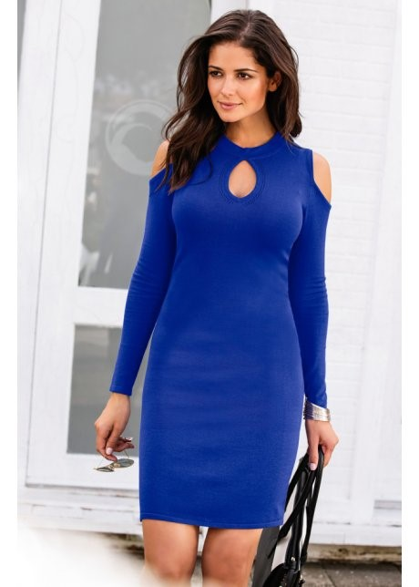Blaues kleid news