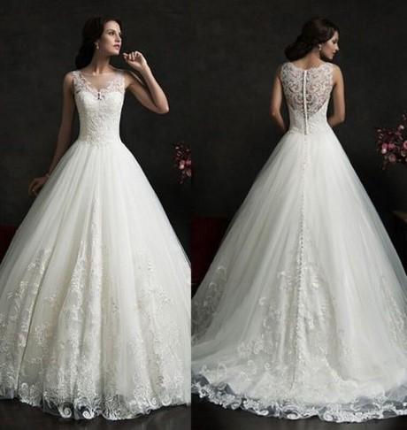 Hochzeitskleider ballkleid
