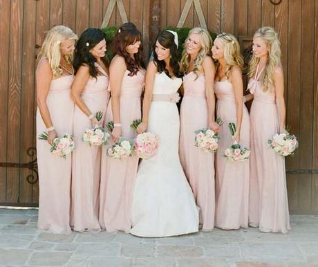 Hochzeitskleider brautjungfernkleider