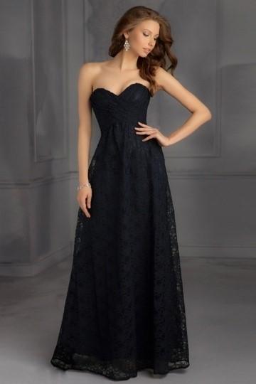 Bodenlanges kleid schwarz – Modische Kleider beliebt in Deutschland