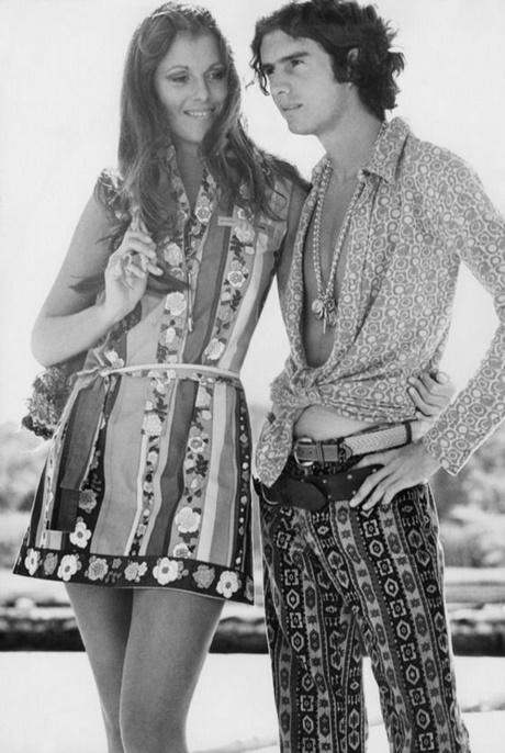 70er mode frauen