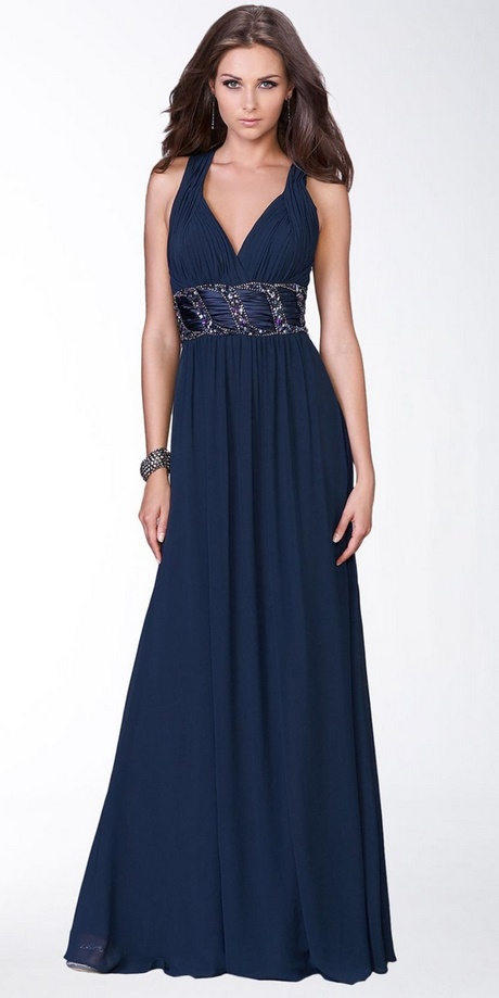 Abendkleid elegant lang