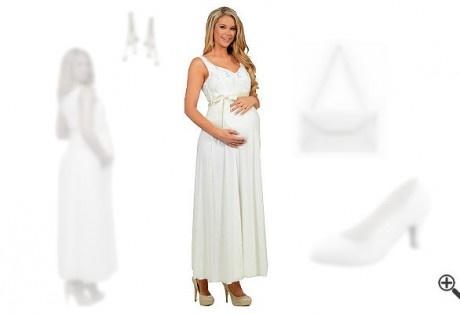 Babydoll kleider für schwangere