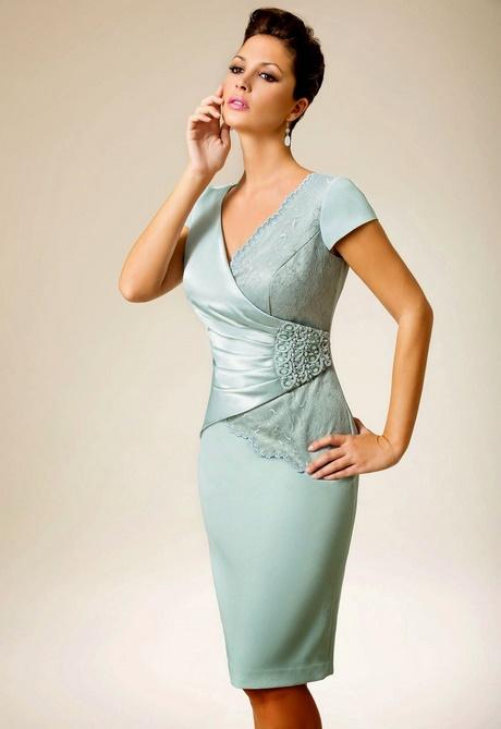kleider elegant knielang
