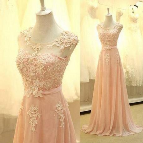 Lange kleider rosa