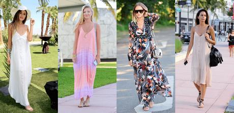 Lange kleider kombinieren
