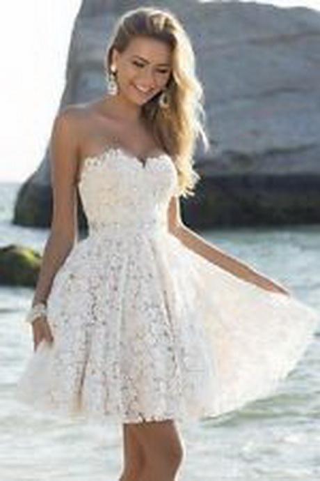 Brautkleid zu kurz