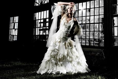 Brautmode kleider