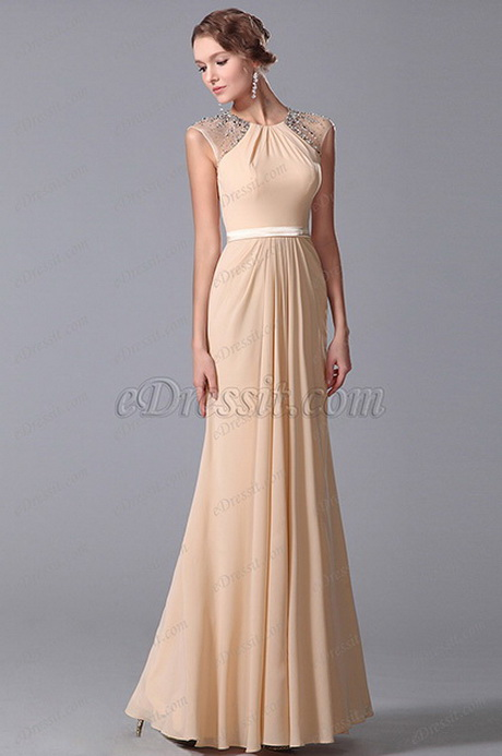 Kleid lang elegant