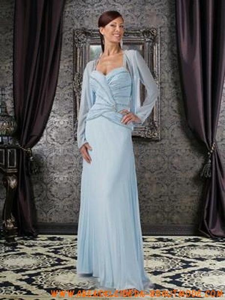 Kleid brautmutter lang