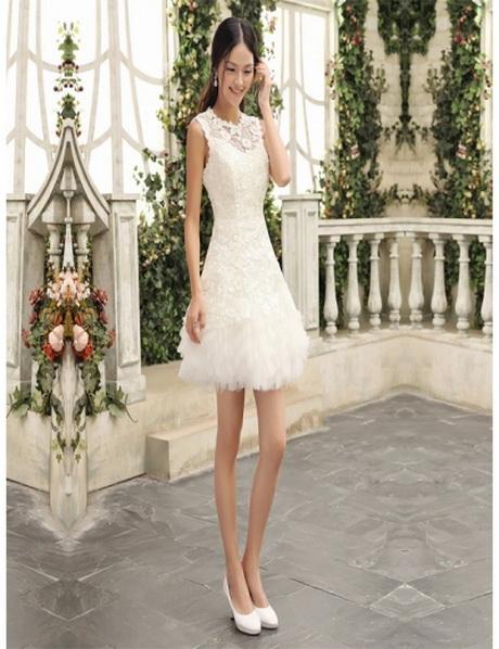 Kurze kleider weiß
