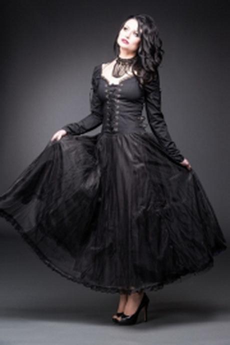 lange gothic kleider. Black Bedroom Furniture Sets. Home Design Ideas