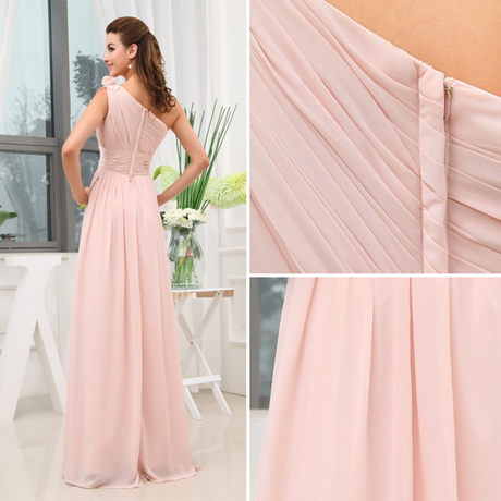 Abiball kleid lang one shoulder