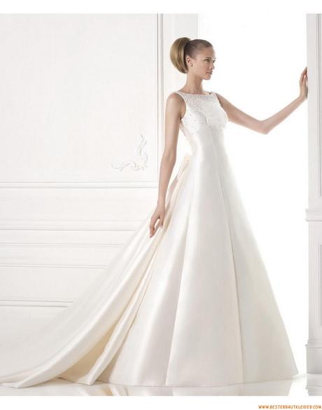 Schlichte elegante hochzeitskleider