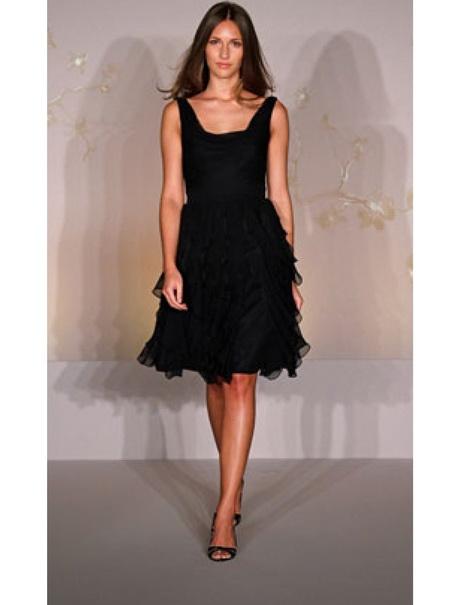 Kleider standesamt schwarz