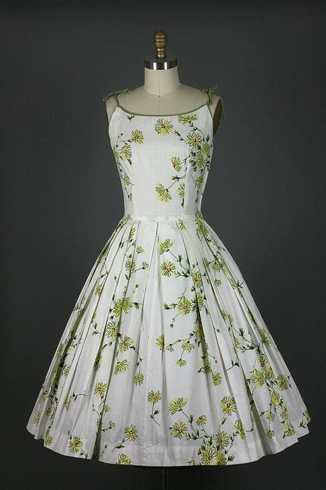Vintage Kleid 50er