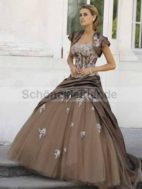 Exklusive A-Linie farbige Brautkleider mit Herz-Ausschnitt