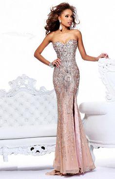 Abendkleid online gunstig