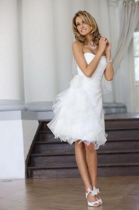 Kleider weiß standesamt