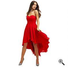 Kurze kleider rot