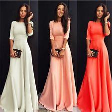 Kleid rot lang ebay