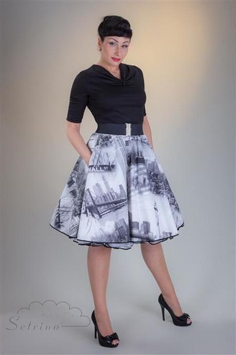 Petticoat und cocktailkleider